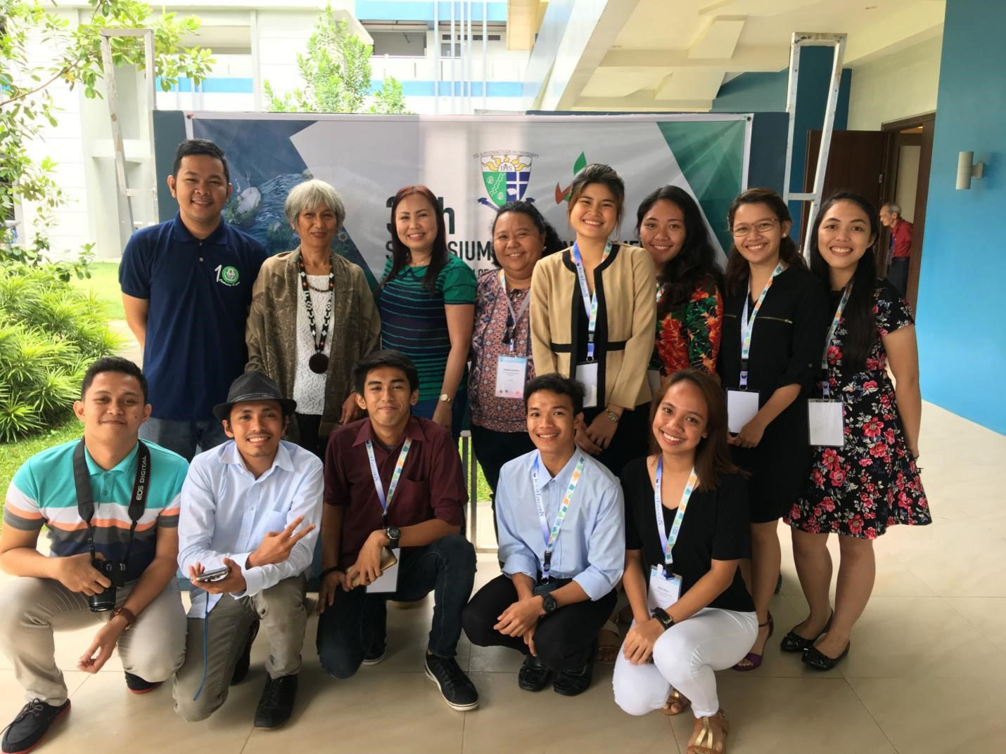 USeP Biology Students and Faculty  in the 36th Symposium and Annual Meeting of the Association of Systematic Biologists of the Philippines