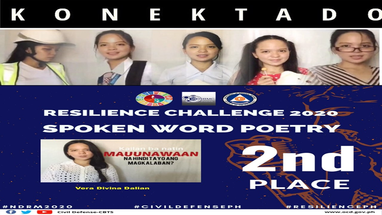 CAS-BALCS Student Wins 2nd Place at National Spoken Word Poetry Contest