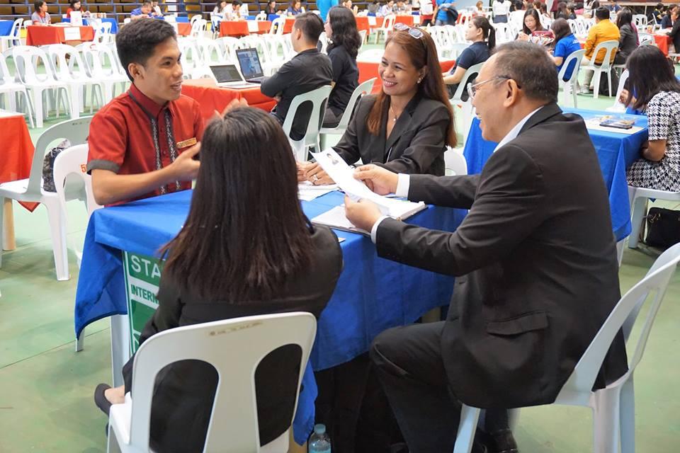 USeP conducts career fair