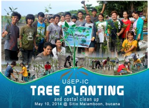 IC Tree Planting