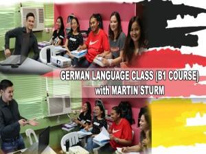GERMAN LANGUAGE B1 COURSE