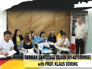German Language Course AI & AII SY 2019