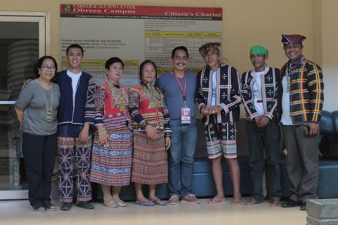 "USeP School of Law conducts ""Ang Sinugdan"" – an IP Ritual Ceremony"