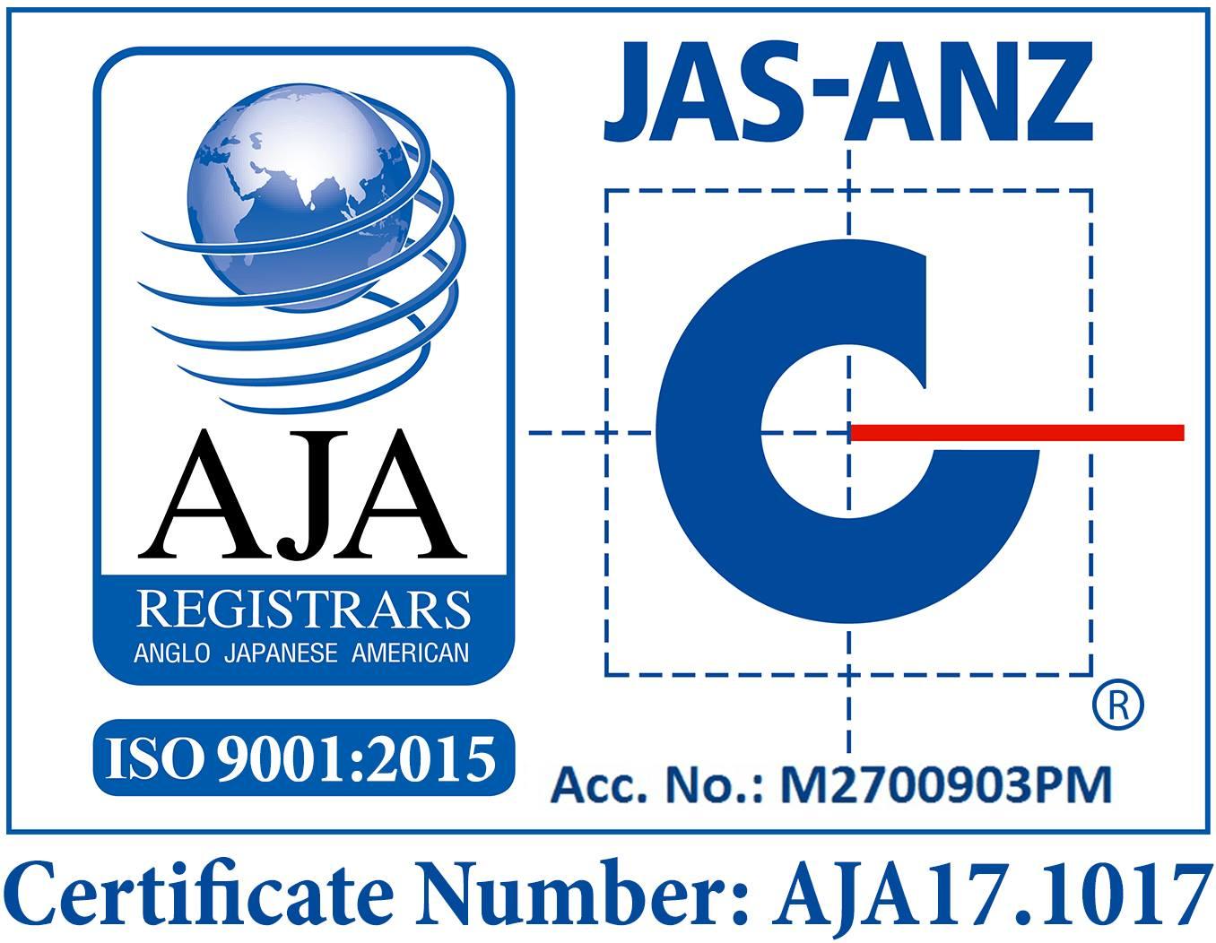 ISO 9001:2015 Surveillance Audit