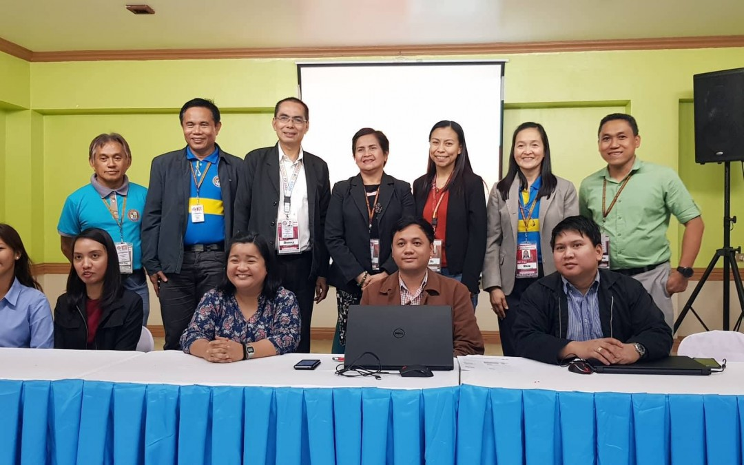 USeP aces ISO Audit Certification Visit