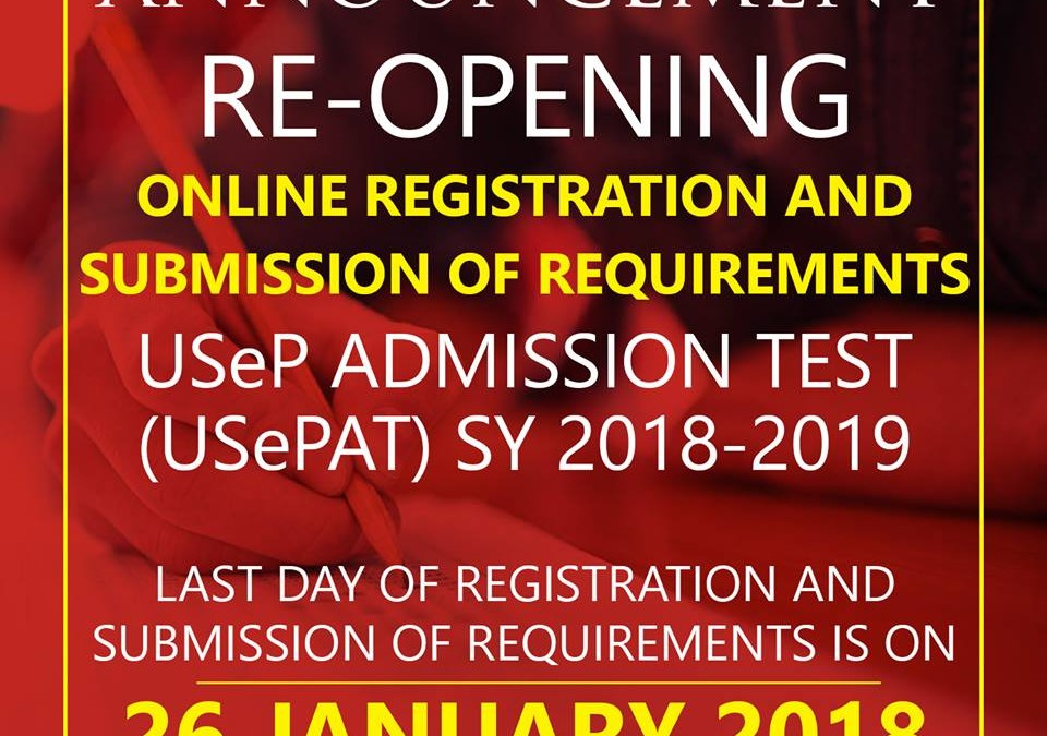 usepat-admission-test-re-opening-of-online-registration-960x675