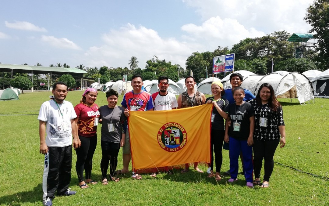 USeP participates in 4th Red Cross 143 DRR Training Camp 2018