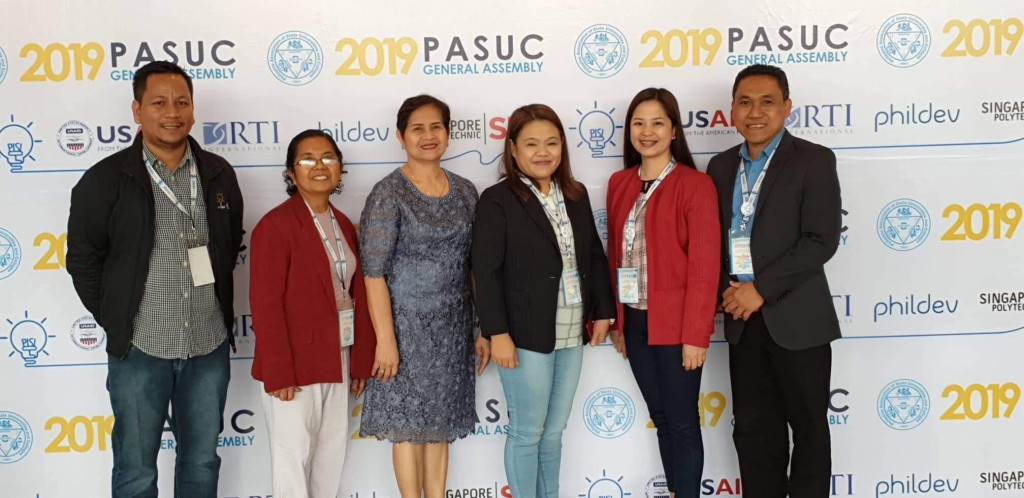 USeP Officials attend PASUC General Assembly 2019