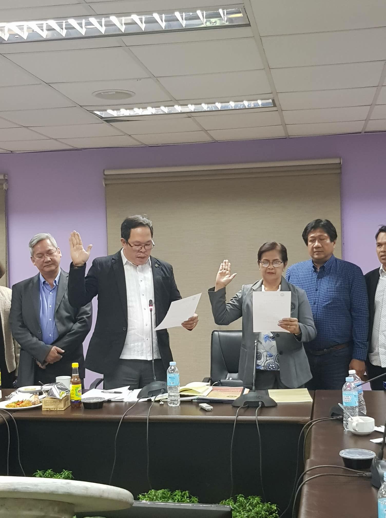 USeP BOR reappoints Generalao to presidency