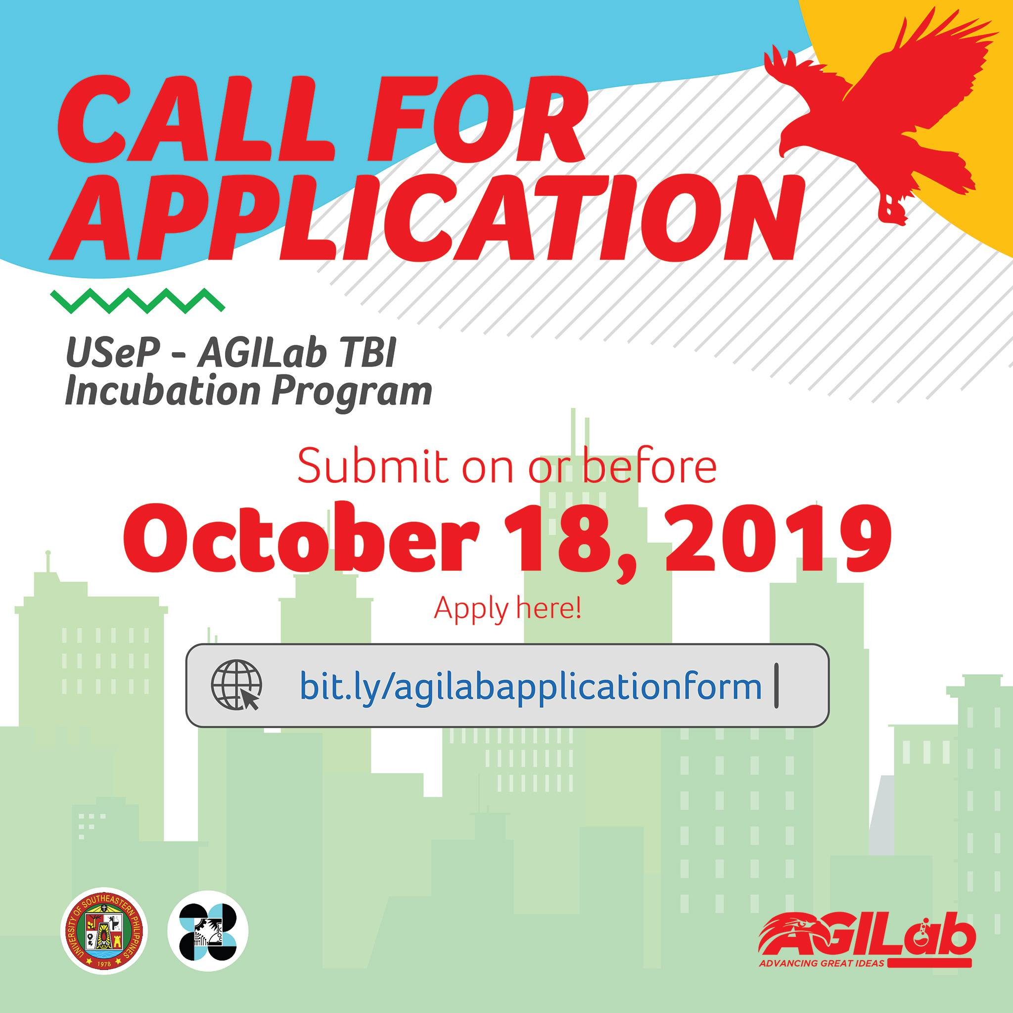 Call for Application