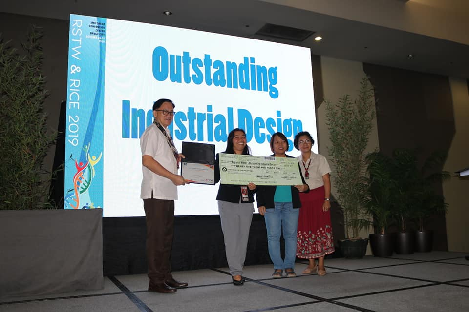 USeP wins in DOST-RICE