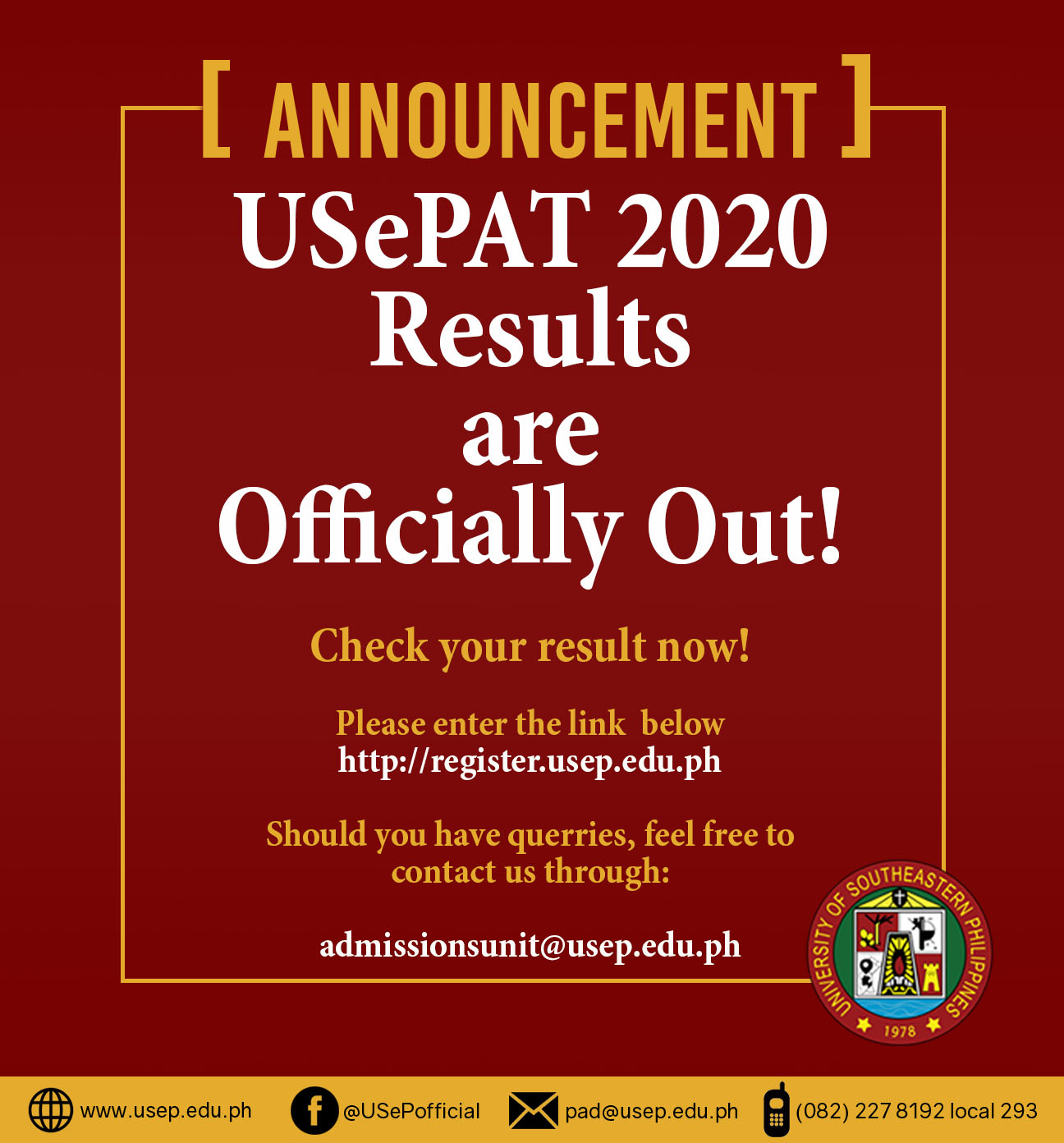 announcement-usepat-2020-results
