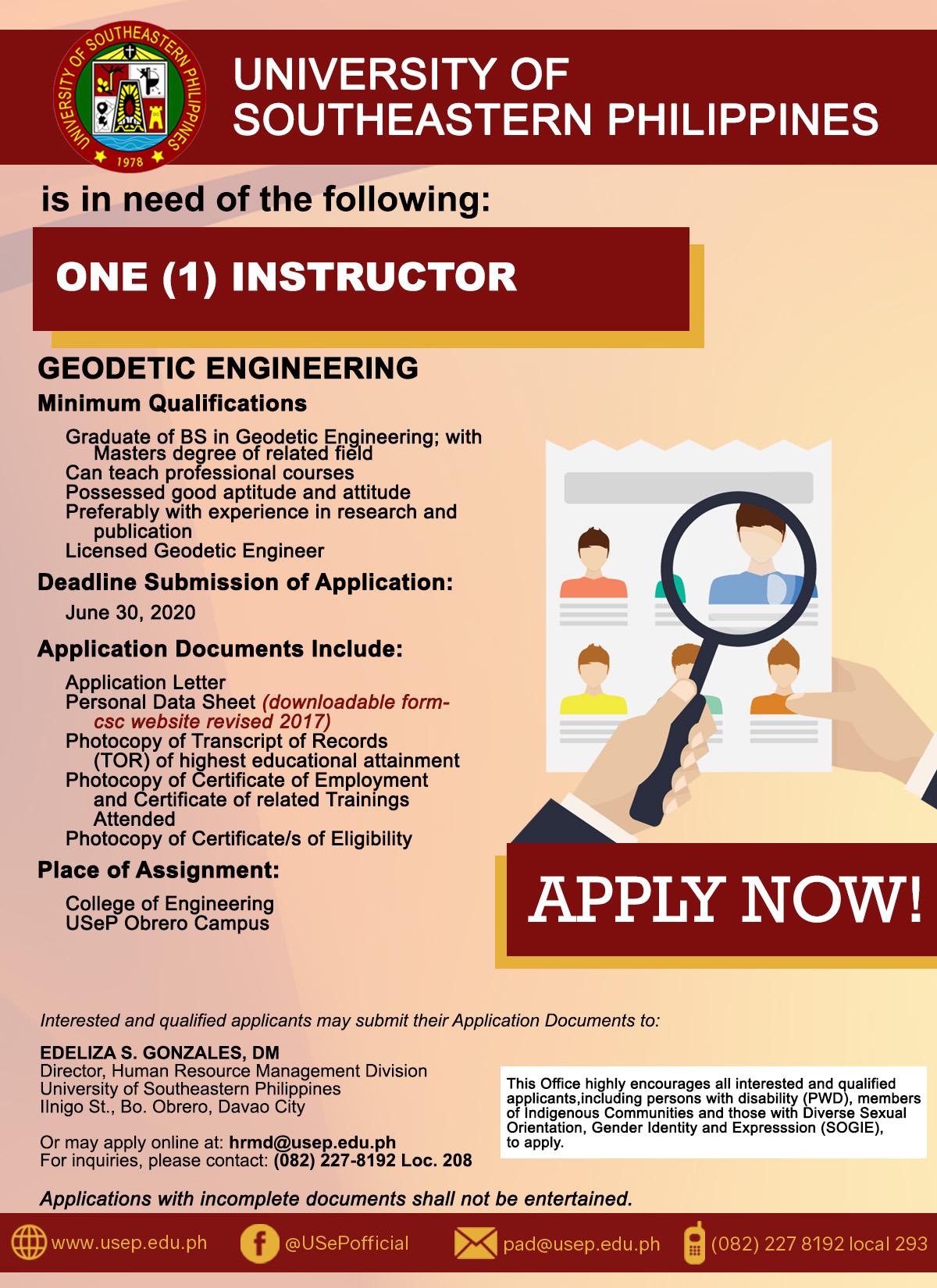 geodetic-engineering