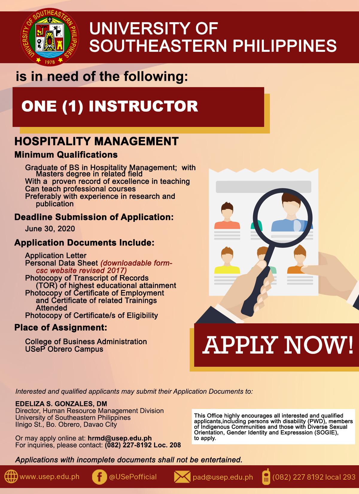 hospitality-management